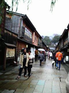 金沢東茶屋町