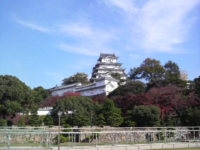 世界遺産「姫路城」!