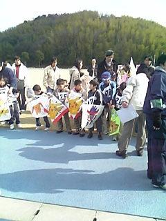 凧上げ大会!